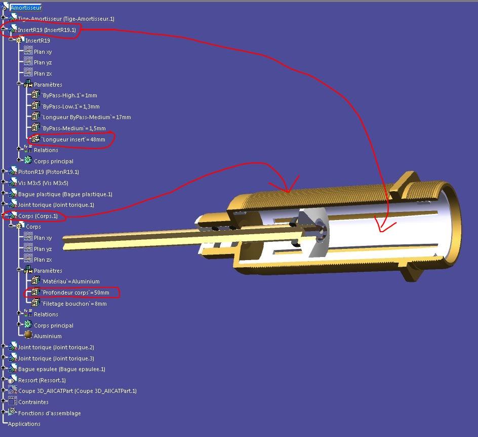 Paramètres - Assemblages et sous-assemblages Catia-002