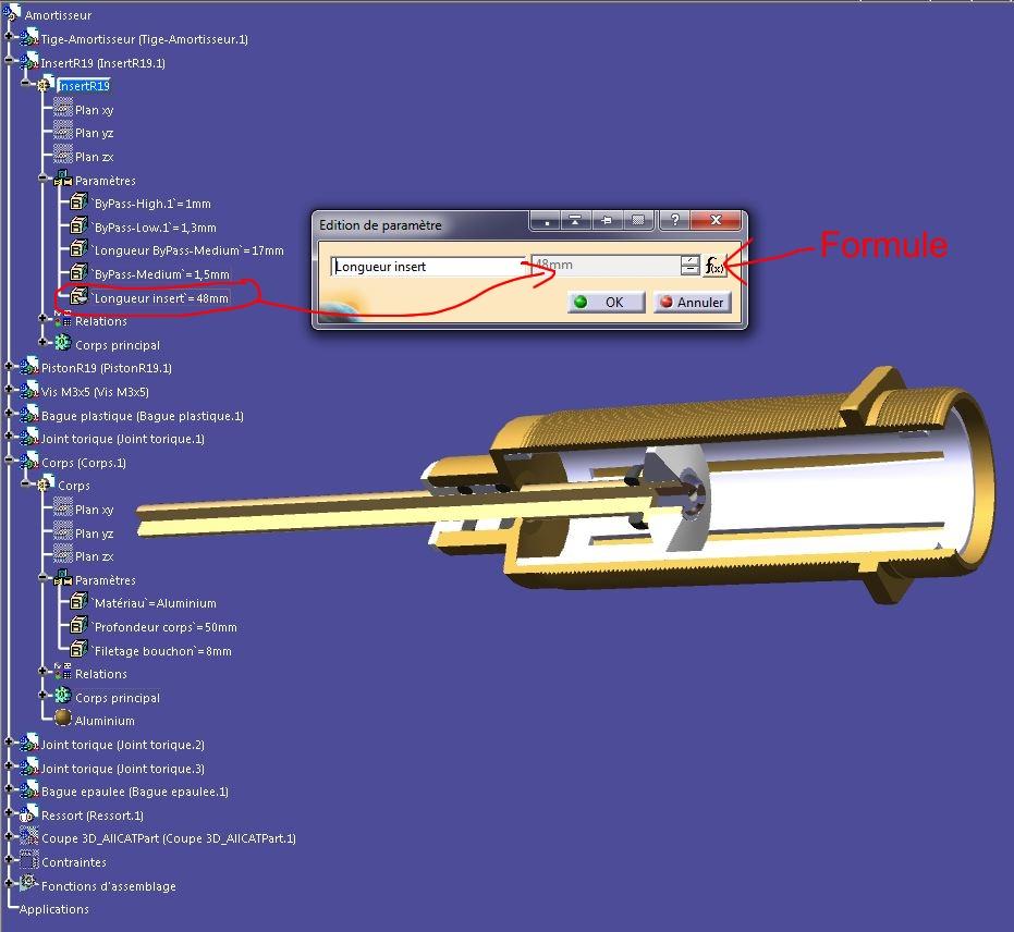 Paramètres - Assemblages et sous-assemblages Catia-003